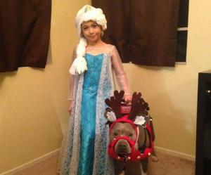 Autistic-girl-cant-see-Santa-at-CA-store-because-service-dog-is-pit-bull